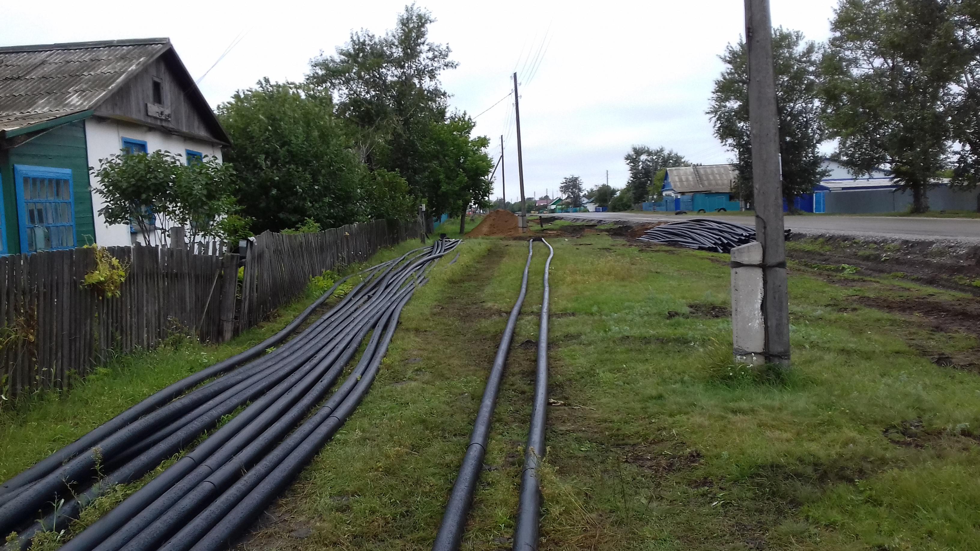 1.около 690 км. водопроводных сетей (для представления это больше чем расстояние от Новосибирска до Омска);