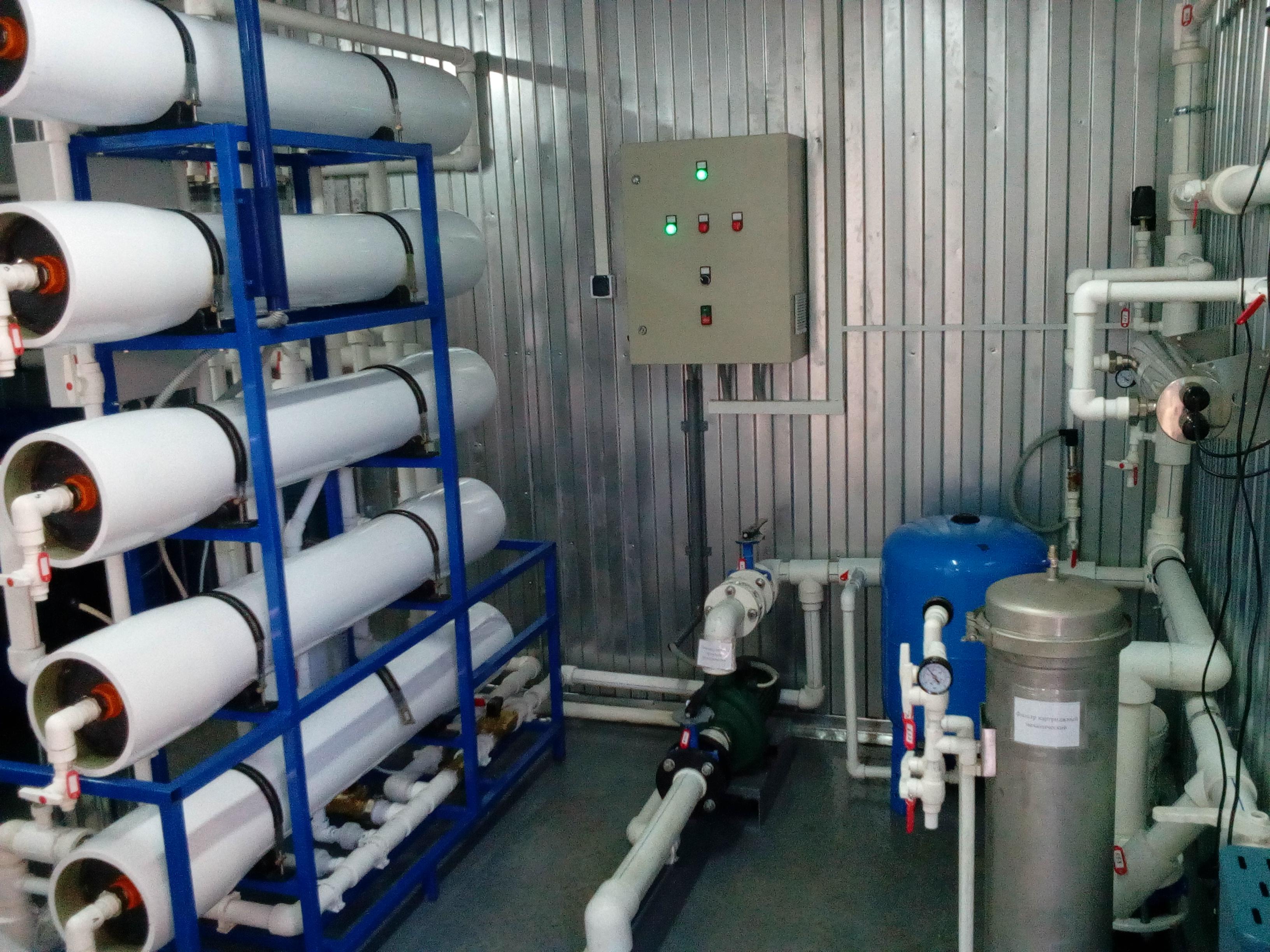 5.118 станций водоочисток, что дало возможность ни одной тысячи людей пить чистую питьевую воду.